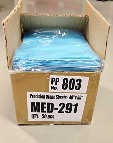 Drape Cloth - 40'' x 60'' - Bag of 10 Sheets - Price Per Bag by PRECISION MEDICAL (Image #8)
