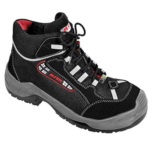 Elten 2063143 - Lijadora de zapatos de seguridad tamaño 41 esd s3