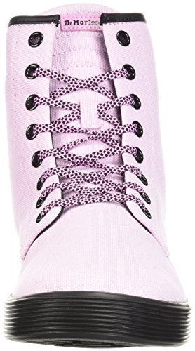 Pink eyelet Womens Mallow Textile Sheridan Boots Woven Dr 8 martens 64I86qH