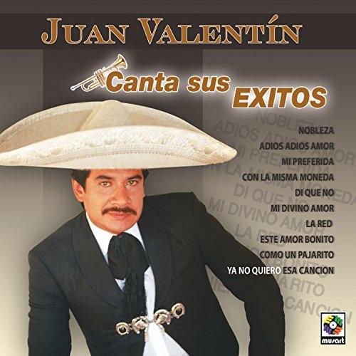 Schön Canta Sus Exitos   Juan Valentin
