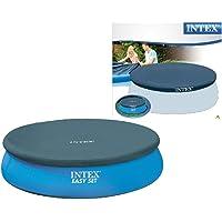 Intex 28020 - Cobertor piscina hinchable Easy Set