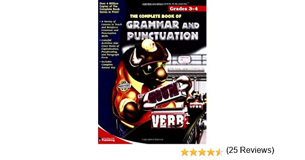 Amazon.com: The Complete Book of Grammar and Punctuation ...