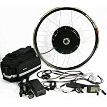 Waterproof 48V1000W Hub Motor Electric Bike Conversion Kit + LCD Theebikemotor