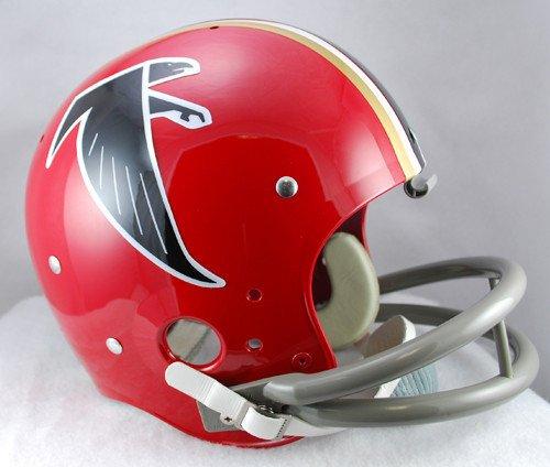 Riddell NFL Atlanta Falcons 1966-1969 Throwback Replica TK Suspension Full Size Football Helmet