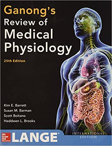 Ganong\'s Review of Medical Physiology 25th Edition: Amazon.co.uk ...