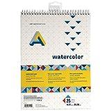 art alternatives watercolor - Art Alternatives Spiral Bound Watercolor Pad 9x12