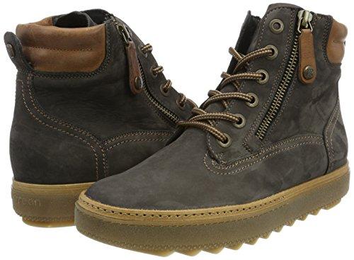 Collo 001 Green Paul Donna Nero Sneaker black A Alto Boots Ankle RaXpAqaP