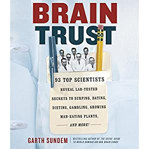 Brain Trust Audiobook