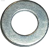 Dresselhaus Form A Flat, Galvanised, 19, Pack of 100