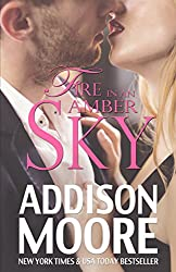 Fire in an Amber Sky (Burning Through Gravity Book 3)