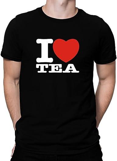 I Love Heart Tea T-Shirt