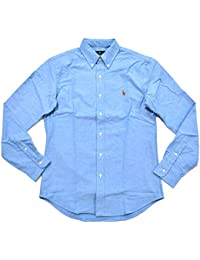 Men's Slim Fit Stretch Oxford Shirt