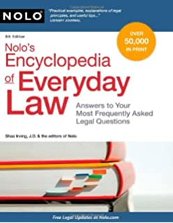 The criminal law handbook know your rights survive the system nolos encyclopedia of everyday law answers to your most frequently asked legal questions 8th fandeluxe Images