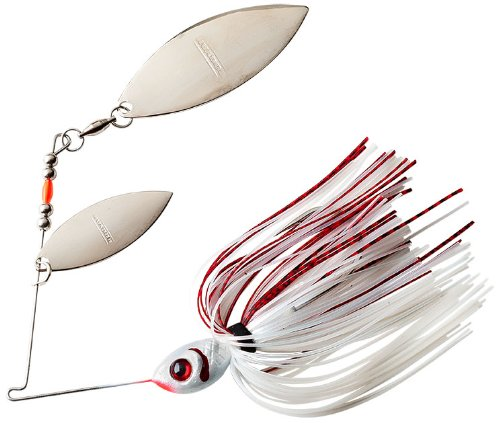 BOOYAH Blade - Double Willow Blade - Wounded Shad - 1/2 oz