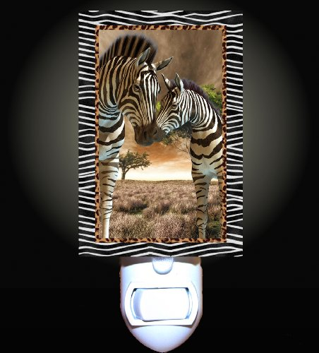 Zebra Stripe Lamp - 5