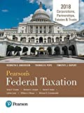 Pearson's Federal Taxation 2018 Corporations, Partnerships, Estates & Trusts (31st Edition)