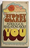 img - for Sydney Omarr's Astrological Revelations About You book / textbook / text book