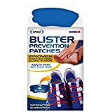 ENGO Blister Prevention Patches, Heel Patches (2 Pack)