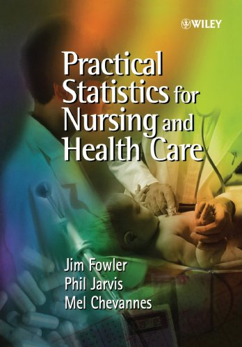 Practical Statistics for Nursing and Health Care -  Jim Fowler, Paperback