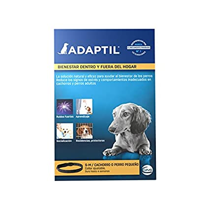 CEVA 3411112116652 Adaptil Collar para Cachorros, Perros Pequeños
