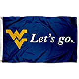College Flags and Banners Co. West Virginia Mountaineers Let's Go Flag Review