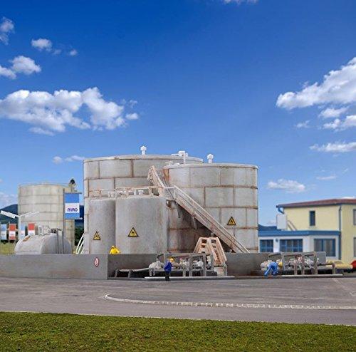 Z Large fuel tanks by Kibri