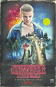 Amazon Com Stranger Things Season 1 4 Disc Dvd Blu Ray