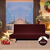 Easy-Going Stretch Sofa Slipcover Armless Sofa