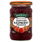 Mackays Scottish Raspberry Preserve