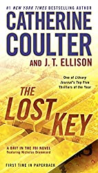 The Lost Key (A Brit in the FBI, Book 2)