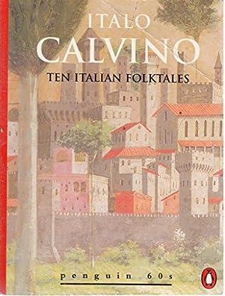 book cover of Ten Italian Folktales