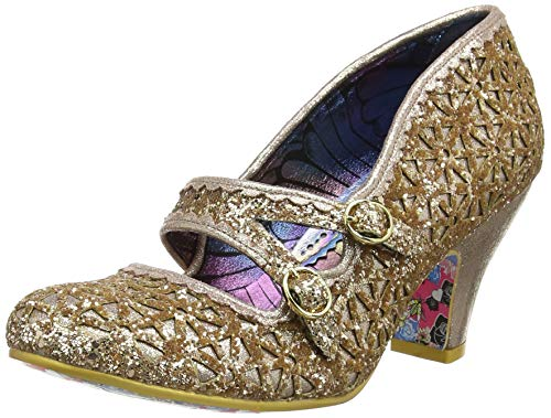 Janes Dazzle Dance C Women's Mary Gold Choice Irregular Gold q6XaR