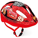 Disney Casco bici per Bambini, Cars Sports, Multicolore, M