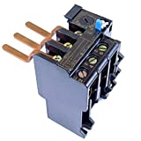 GENERAL ELECTRIC CR4G3WX 3PH Overload Relay 64-68 AMP Made by Sprecher Schuh, Fits CT3-68