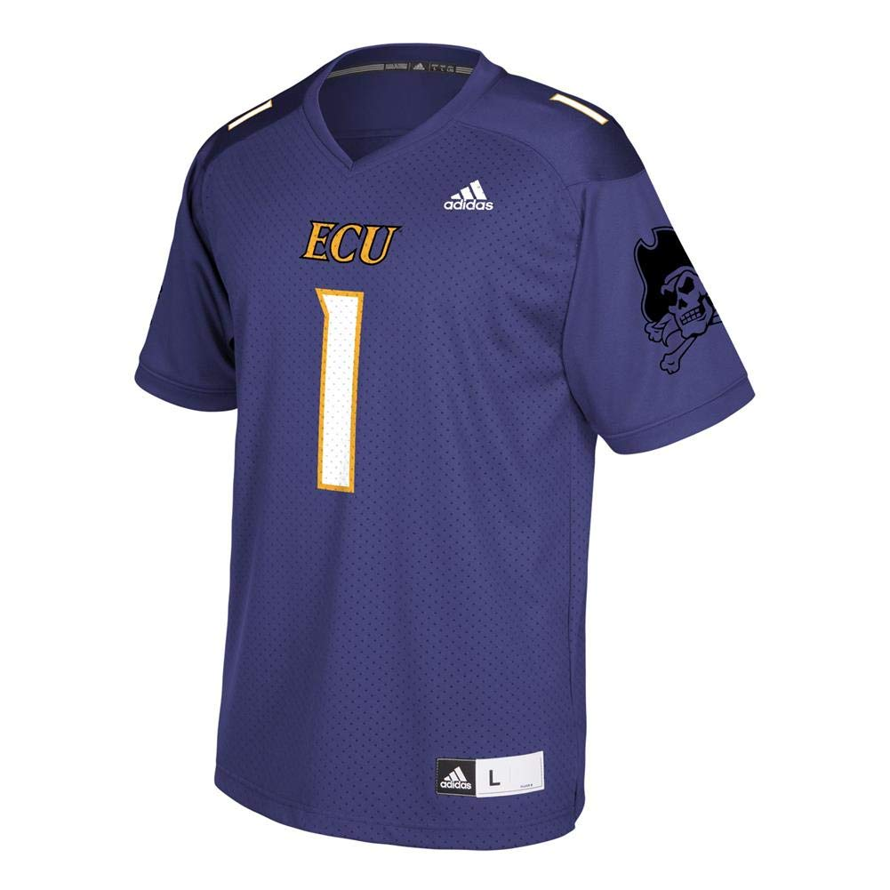 00bc6558e Amazon.com   adidas ECU East Carolina University Replica Jersey Youth Jersey    Sports   Outdoors