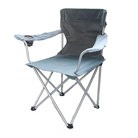 HM&DX Aire libre Sillas plegables Sillas de camping ...