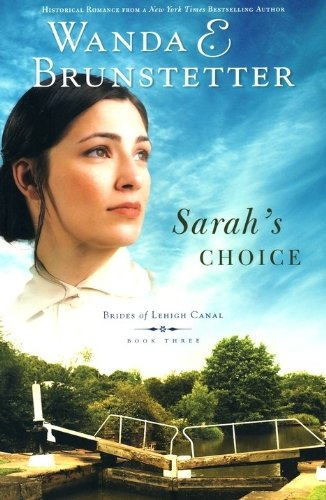 Read Online Sarah's Choice (Brides of Lehigh Canal, Book 3) ebook