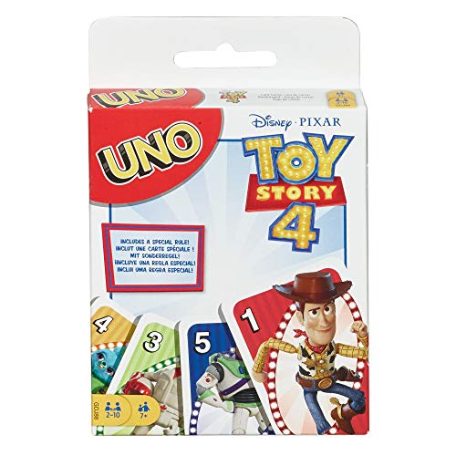 (UNO Toy Story 4 Card Game )