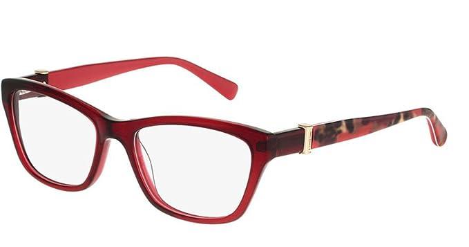 Eyeglasses bebe BB5090 BB 5090 Ruby at Amazon Men\'s Clothing store: