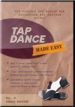 Amazon.com: Tap Dance Made Easy - Vol 4: Cardio Workout: Eli Newsom ...