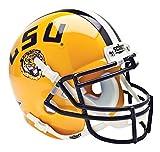 NCAA LSU Collectible Mini Football Helmet