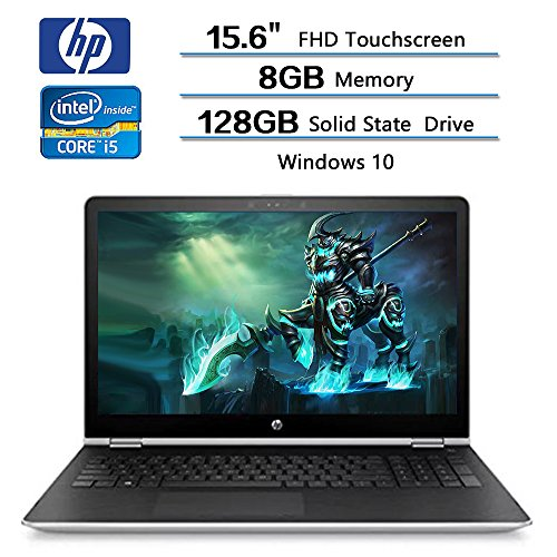 HP x360 2-in-1 Convertible Laptop 15.6 FHD Touchscreen, Intel Core i5-7200U, 8GB RAM, 128GB SSD, AMD Radeon 530 2GB Dedicated Gra