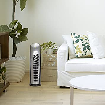 PureGuardian AP2200CA Air Purifier with High Performance Allergen Filter, Captures Allergens, Smoke, Odors, Mold, Dust, Pets, Smokers, Germ Guardian 22 Home Air Purifier