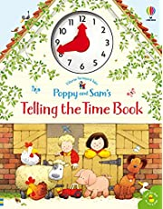 Poppy and Sam's Telling the Time Book