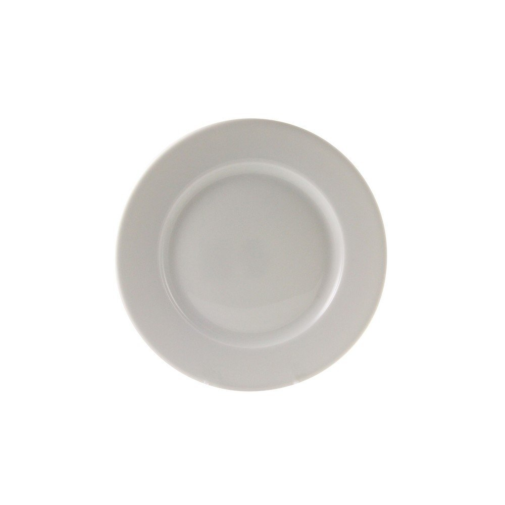 10 Strawberry Street Bistro 6'' Bread & Butter Plate, Set of 6, White