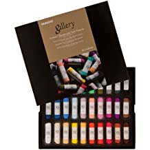 Mungyo Gallery Handmade Soft Pastel Set of 30 - Assorted Colors