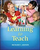Learning to Teach, 9th Edition