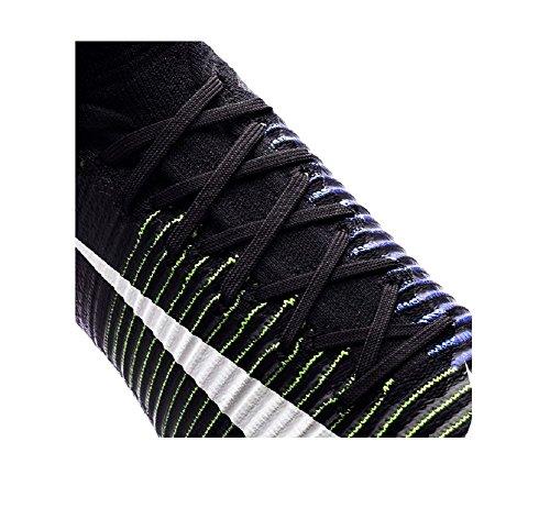 Nike Mens Acc Mercurial Superfly V Ag-pro Fotbollsskor Svart / Vit-elektriska Grön 831955-014