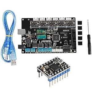 vap26 - Placa Base para TriGorilla Integrate 3D Printer Board (sin ...