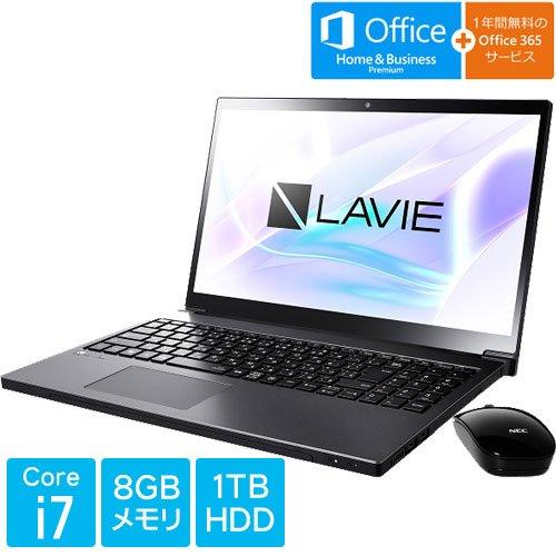 PC-SN187BEAC-8 [LAVIE Smart NEXT(Core i7 8GB 1TB DSM 15.6 H&B Win10 グレイスブラックシルバー)]   B07CG4VPKZ